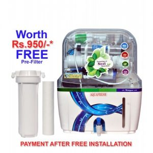 Aquafresh Swift RO Water Purifier with 15 ltr water tank