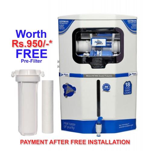 Novo Delux RO Water Purifier